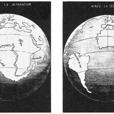 Plate tectonics timeline