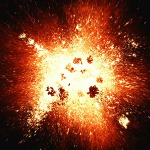 Big Bang 13,7 miljarder årsen