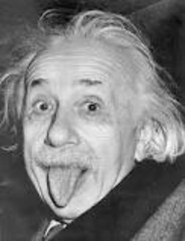 Albert Einstein invents Special Theory of Relativity.