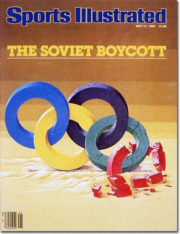 1984 Summer Olympic Boycott