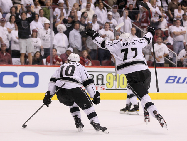 Kings set record advancing to cup final