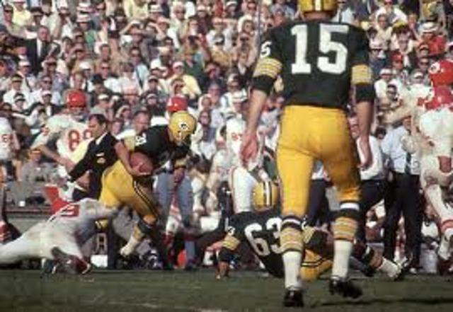 1st Super Bowl