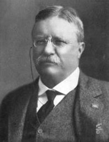 Theodore Rosevelt