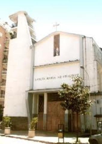 Chiesa di S. Monica