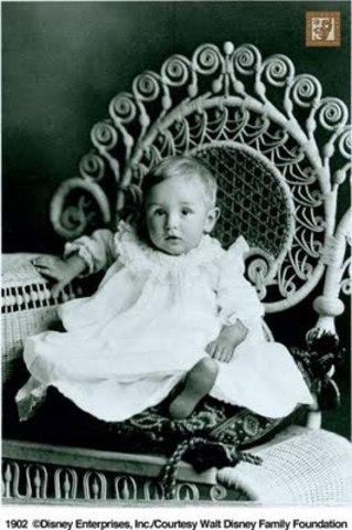 Walter Disney Is Born
