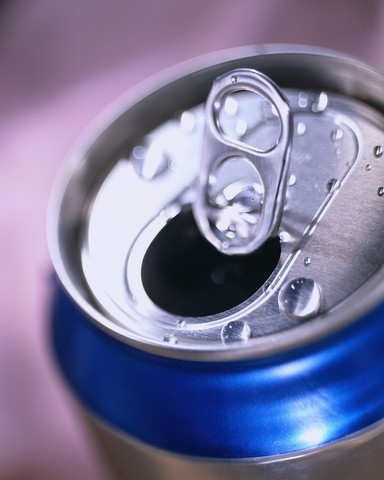 Stay tab on a drink can