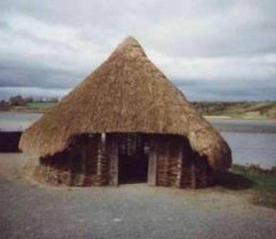 Etablissement de colonies de Vikings novergiens a Dublin et ailleurs Irelande