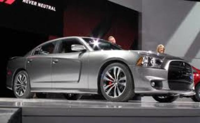 2011/2012 Dodge Charger