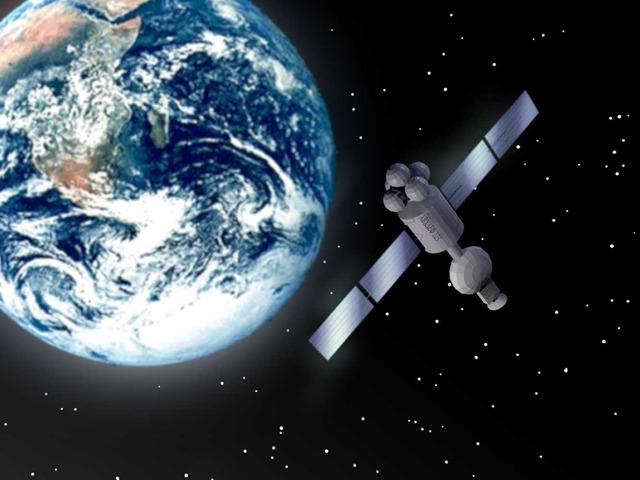 Uso de los satélites de COMSAT
