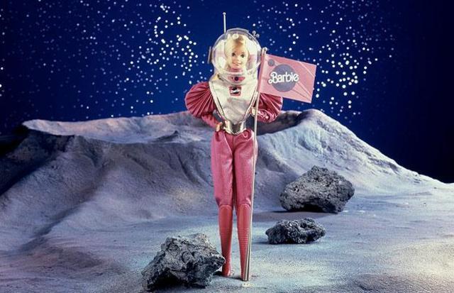 Astranount Barbie