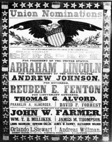 Lincolns Re-election