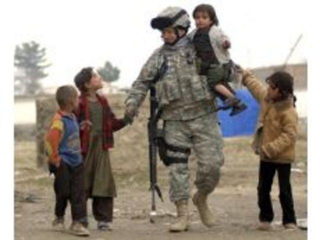 U.S. Defeats Taliban, Refugees Begin Returning