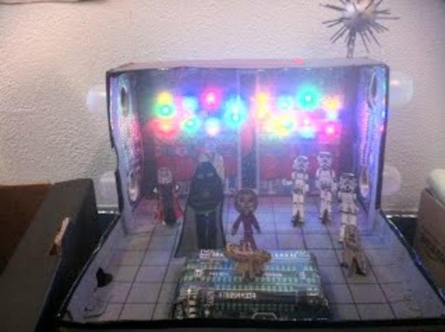 Christmas Cribs!