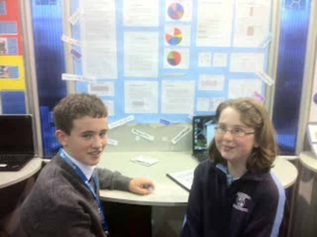 RDS Young Scientist Exhibition