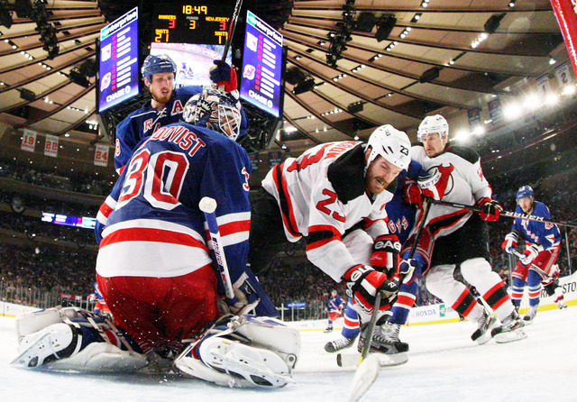 Devils a win away from cup final