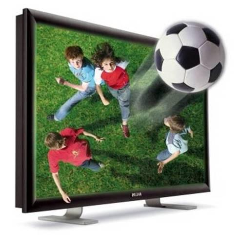TV DVB-T2 Y 3D