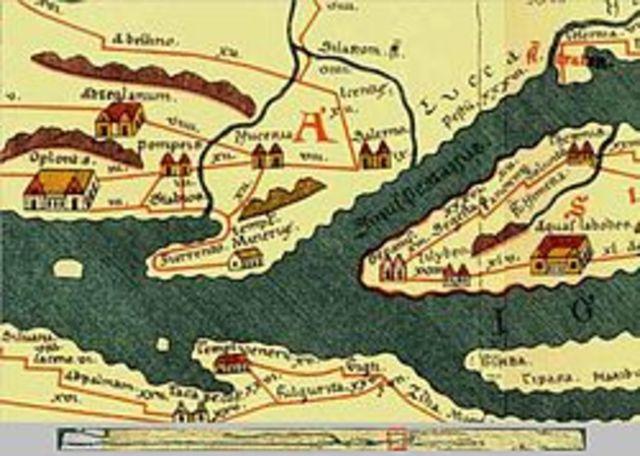 Il primitivo insediamento di Nuceria