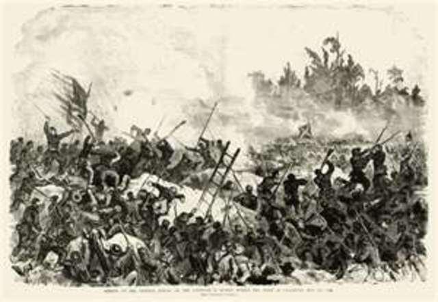 Vicksburg Surrenders
