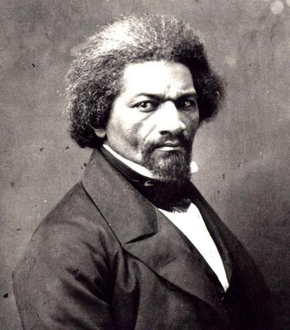 President Meets Douglass