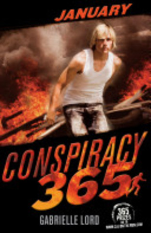 *Conspiracy 365 1: January