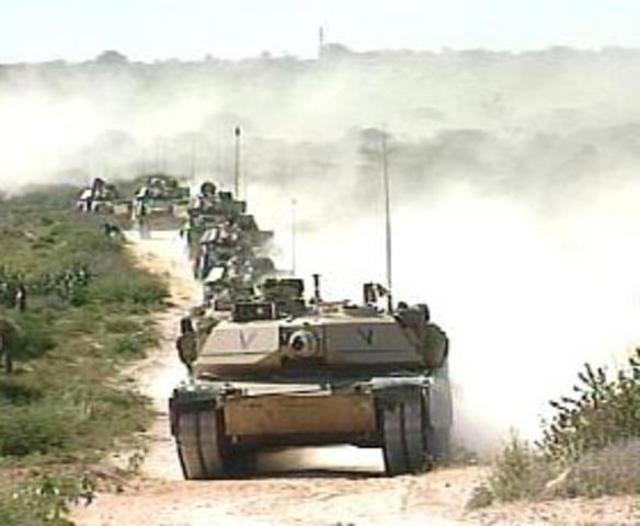 Somalia Intervention