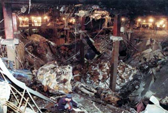 World Trade Center Car Bombing