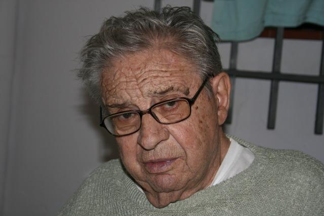 Fallece su abuelo
