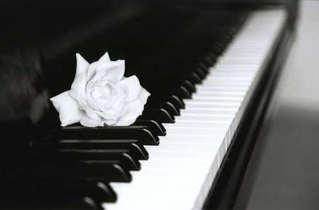 Läksin muusikakooli klaverit õppima.