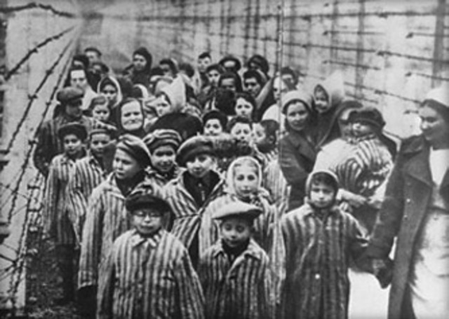 WWII and the Holocaust