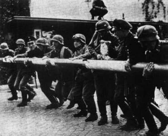 Invasión de Polonia por Alemania
