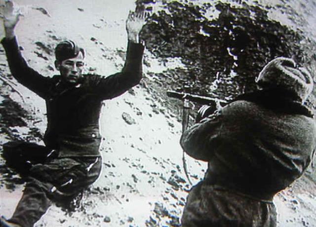 Victoria soviética en Stalingrado