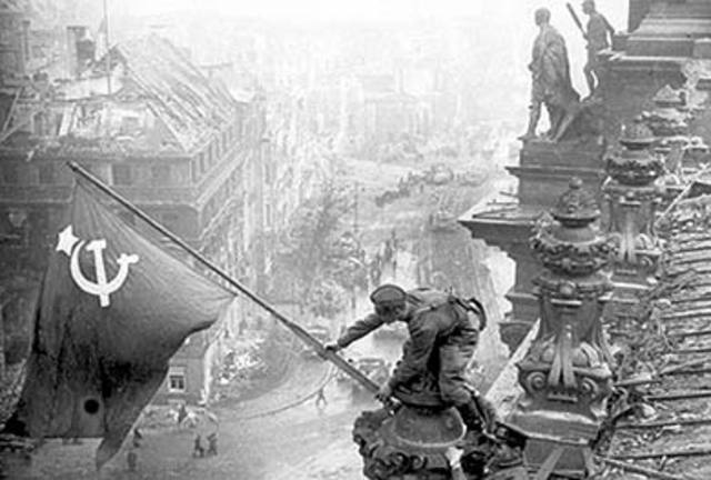 Capitulación de Alemania