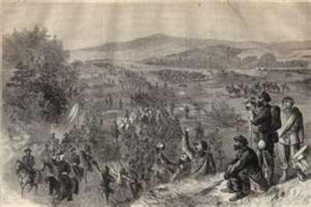 Victory at Shenandoah Valley
