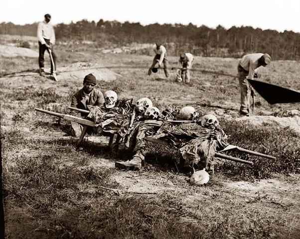 Cold Harbor Confederate Victory
