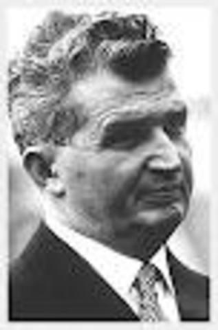 Caída del régimen de Rumania