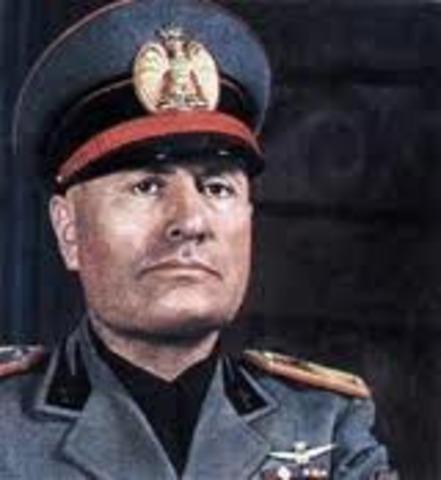 Dictadura italiana
