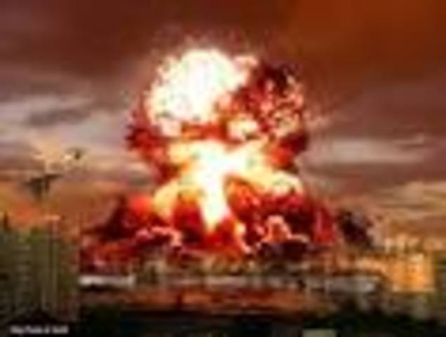 Accidente en la central nuclear de Chernobil