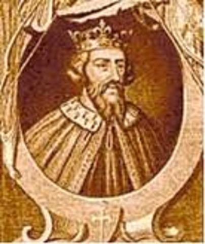 Alfred le Grand met fin à l'avance des Danois en Angleterre.