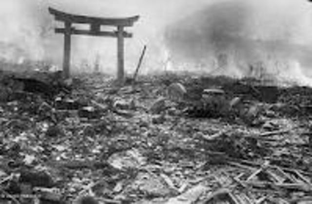 Rendición de Japón