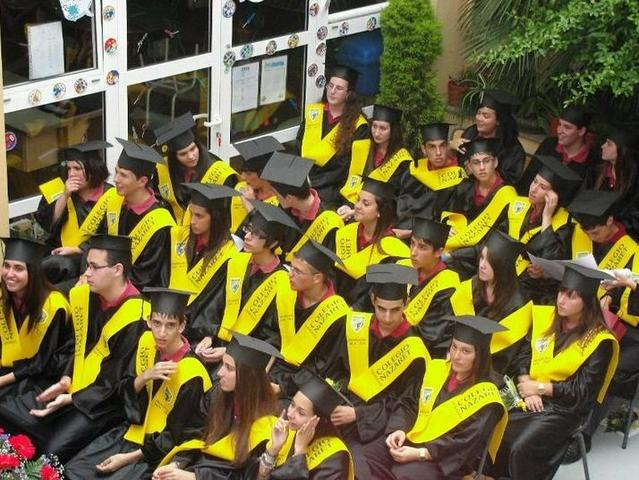 Nuestra graduación de 4º de la ESO.