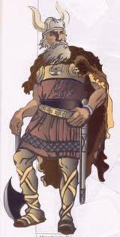Des explorateurs vikings tentent de fonder une colonie en Amérique du Nord