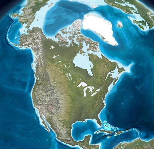Des Explorateurs vikings tentent de fonder une colonie dans l'Amerique du Nord.