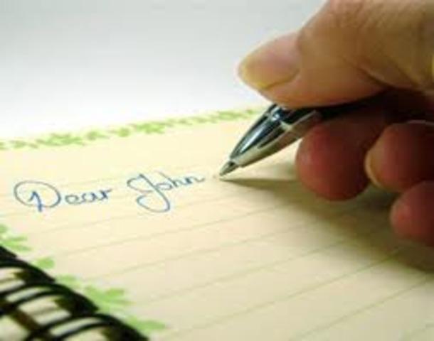Dear John (Schultz) Letters