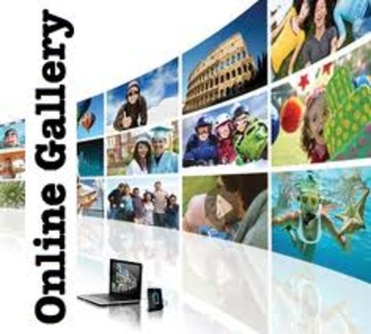 Digital Learning Gallery