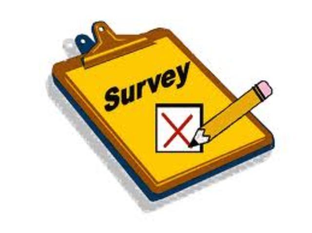 Student Parent Survey goes home