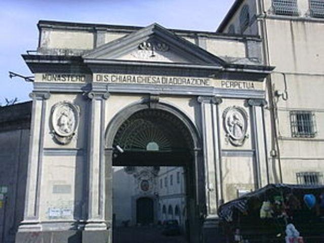 Chiesa e Convento di S. Chiara