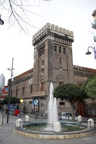Palazzo e Torre Guerritore Broya