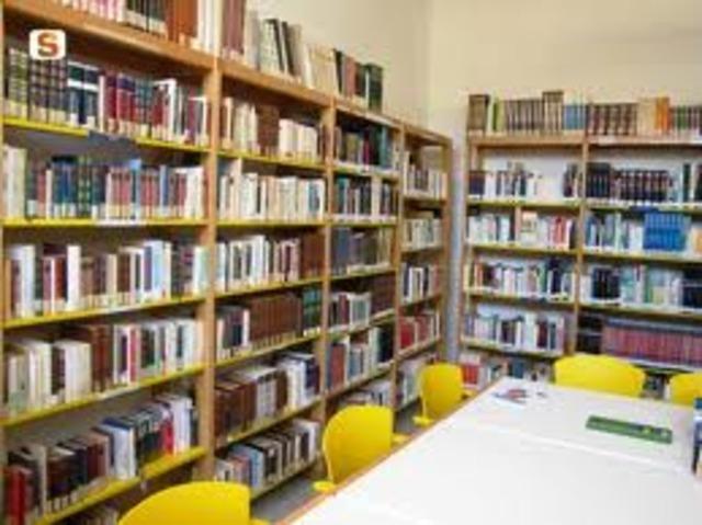 Biblioteca di S. Antonio Dottore