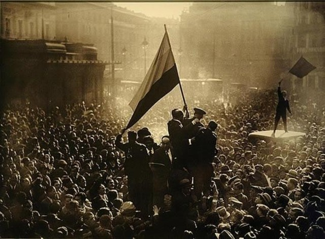 Inicio de la II República Española