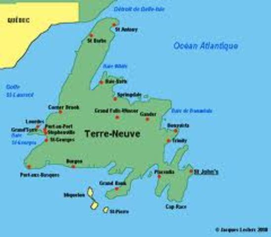 Des voiliers vikings arrivent à Terre-Neuve